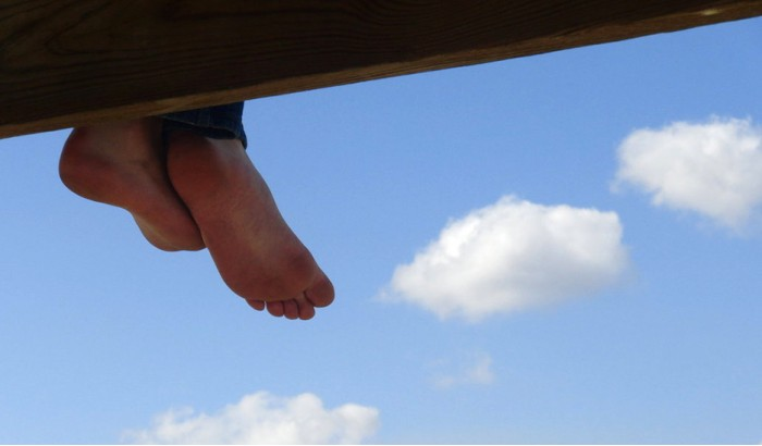 Zapatos tan cómodos que te hacen caminar sobre las nubes