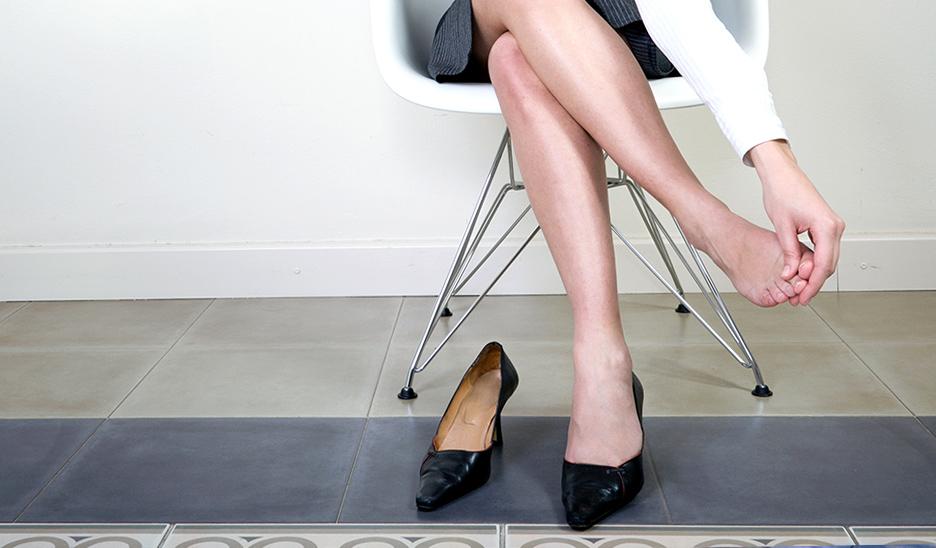 Consecuencias de no utilizar un calzado de trabajo adecuado