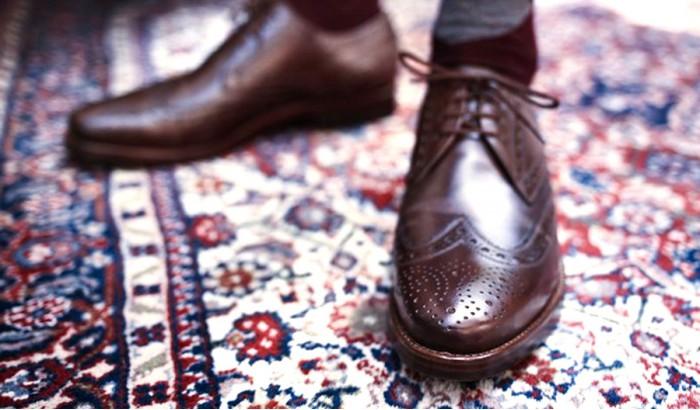 Fabricación del calzado un proceso artesanal
