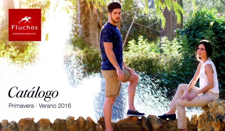 Zapatos Fluchos nueva colección primavera verano 2016