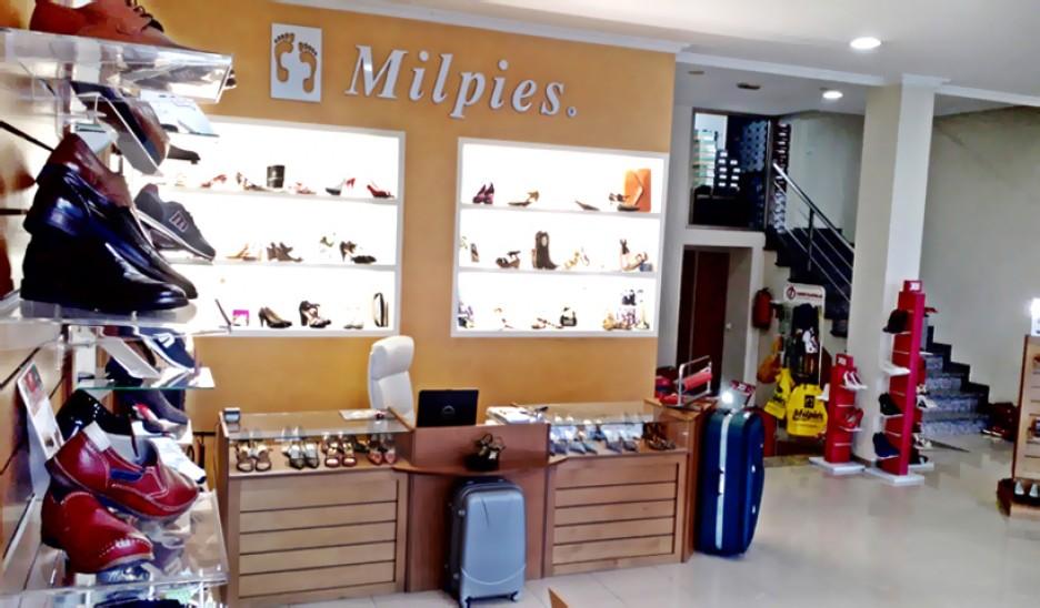 Milpies Zapaterías Vilagarcia de Arousa