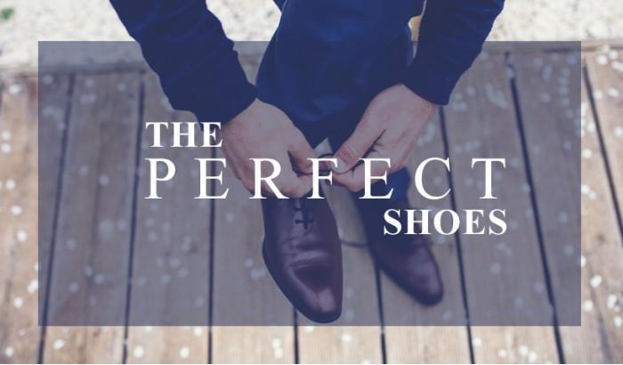 Los zapatos perfectos para el hombre