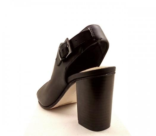 Sandalias Mujer Mtng 53917 Negro