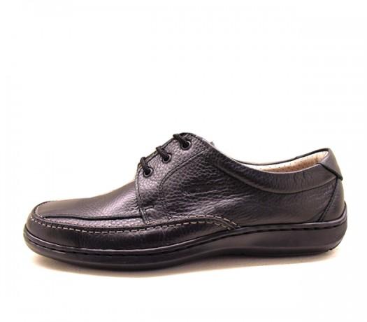 Zapatos Hombre Superflex Negro