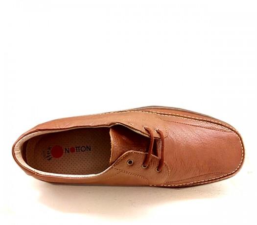 Zapatos Hombre Cordones 587 camel