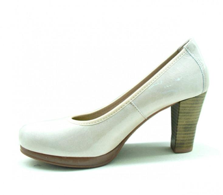 ec7f94ffc3e Zapatos Pitillos Mujer Salón Perla