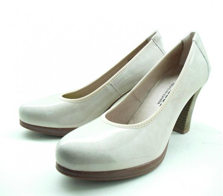 d146d01f50 Zapatos Pitillos Mujer Salón Perla