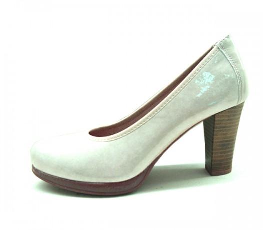 Zapatos Pitillos Mujer Salón Perla