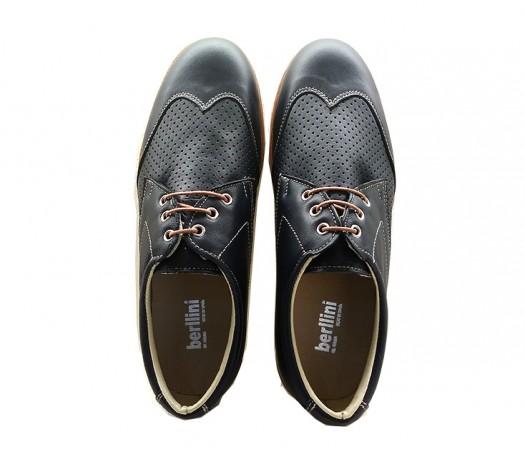 Zapatos Berllini 550 Azul