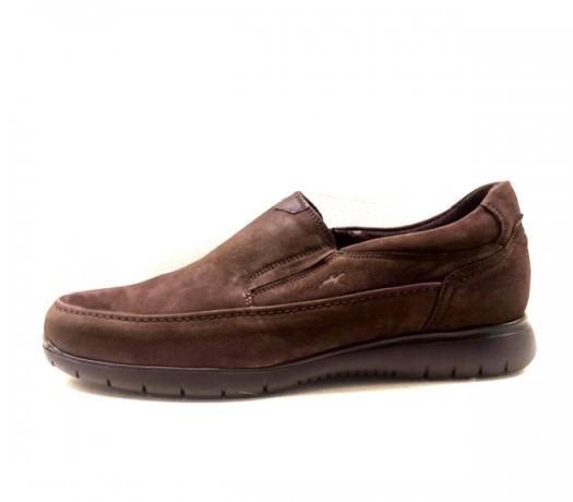 Zapatos Fluchos Luca 8703 Marrón
