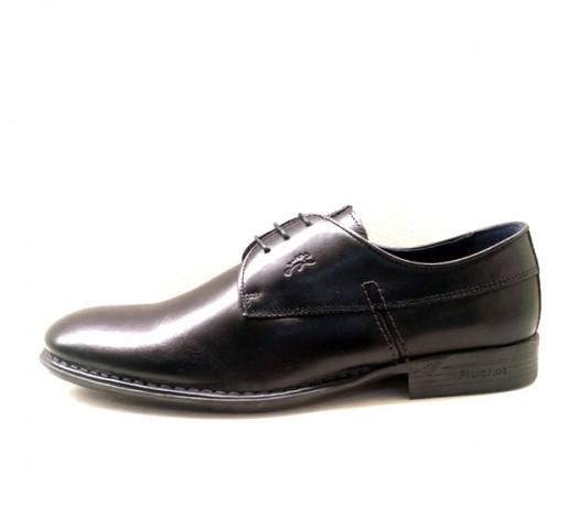 Blucher elegante Fluchos 8596 Negro