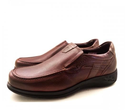 Zapatos Fluchos 9222 Castaño