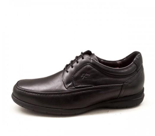 Zapatos Fluchos 8498 Negro