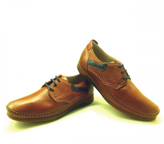 Zapatos Fluchos Tornado Camel Atar