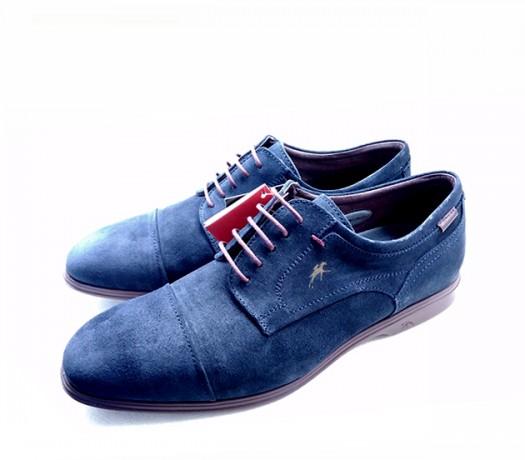 Zapatos Fluchos huellas 8830