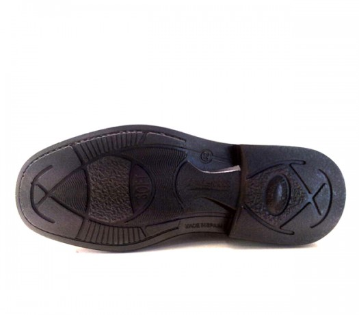 Botas Cremallera Mod 152 Negro