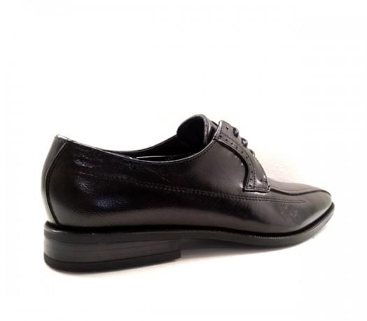 Blucher Cordones Hombre 14701 Negro