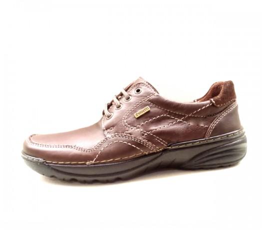 Zapatos Estilo Deportivo Hombre 16211 Marrón