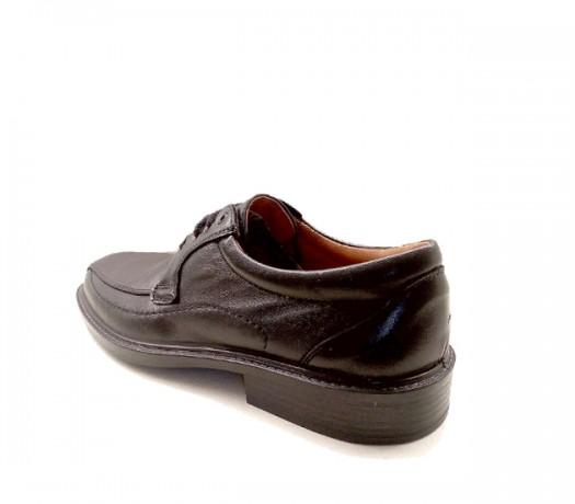 Luisetti Confort 105 Cordones Negro