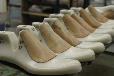 hormas para el calzado